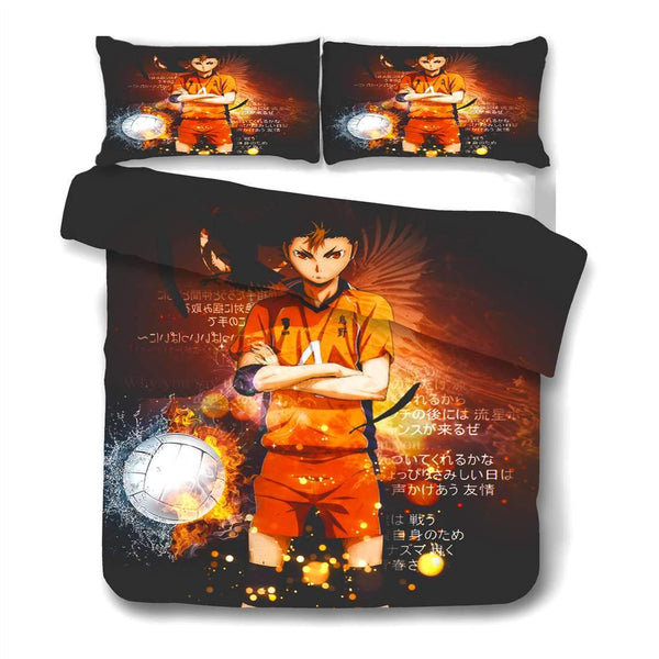 Haikyuu!! Bedding Sets