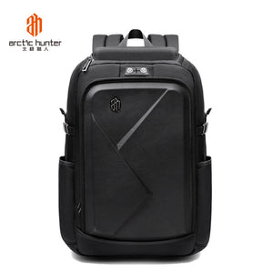 New 2020 Arctic Hunter Business Large Capacity Waterproof Laptop Backpack Bag Anti Theft Backpack Usb Charger Travel Backpacks For Men
