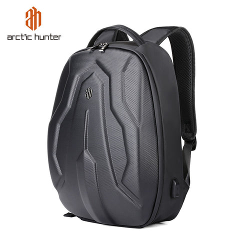 New 2020 Anti-Theft Hard ShellWater Resistant Bussiness Bag with USB Charging Port  Travel Backpack for Laptop Hard Shell