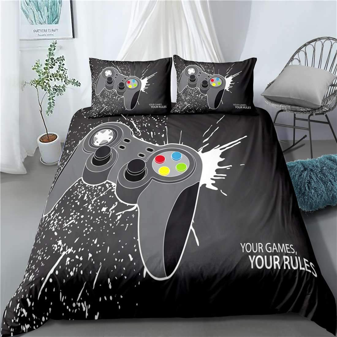 Bedding Sets Gamepad