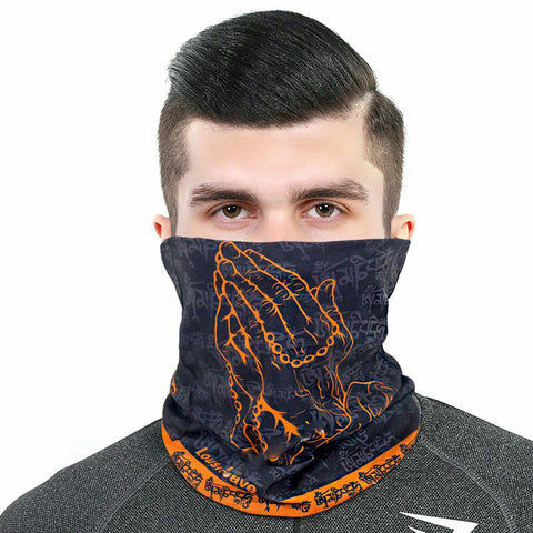 The Acme Color Seamless Face Mask Bandanas for Dust, Outdoors, Festivals, Sports