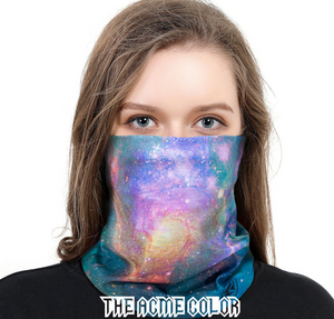[women only] outdoor sports summer magic scarf sunscreen mask cycling running neck cover men and women