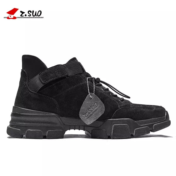 Men'S Shoes Winter 2020 New Products Fashion Casual Shoes Men Tooling Shoes Men Retro Martin Boots Sneakers Shoes