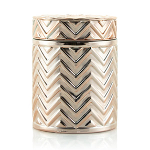 Rose Gold Luxury Candle