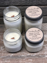 Load image into Gallery viewer, Snickerdoodle ~ Hand Poured 100% Soy Wax Wooden Wick Candle
