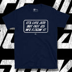 Load image into Gallery viewer, Go Viral Tees - Social Distancing T-Shirts - It's Life Jim But Not As We Know It - Navy