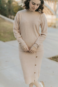 Kennedy Sweater Set Top