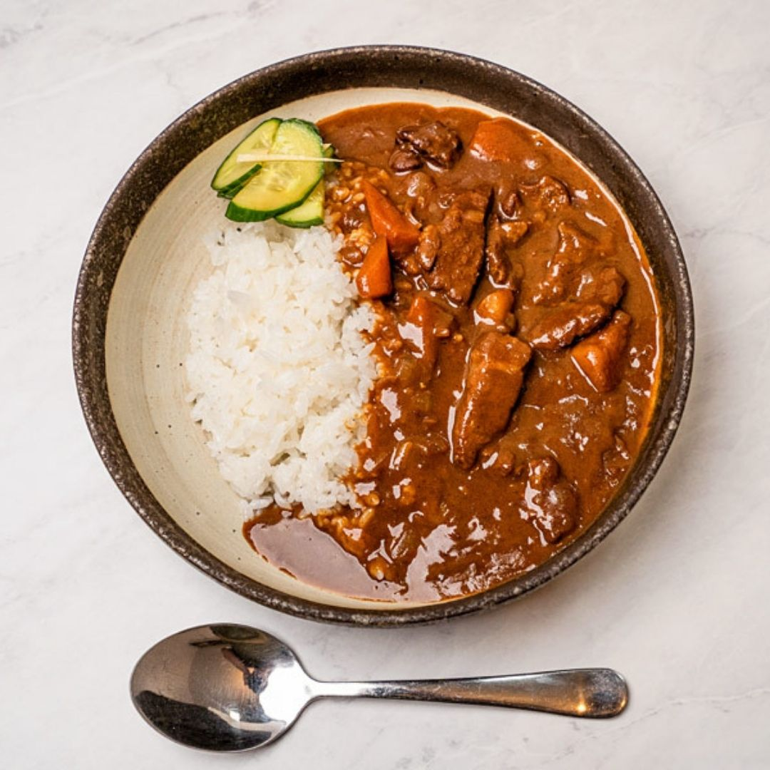 Japanese Wagyu Curry Rice
