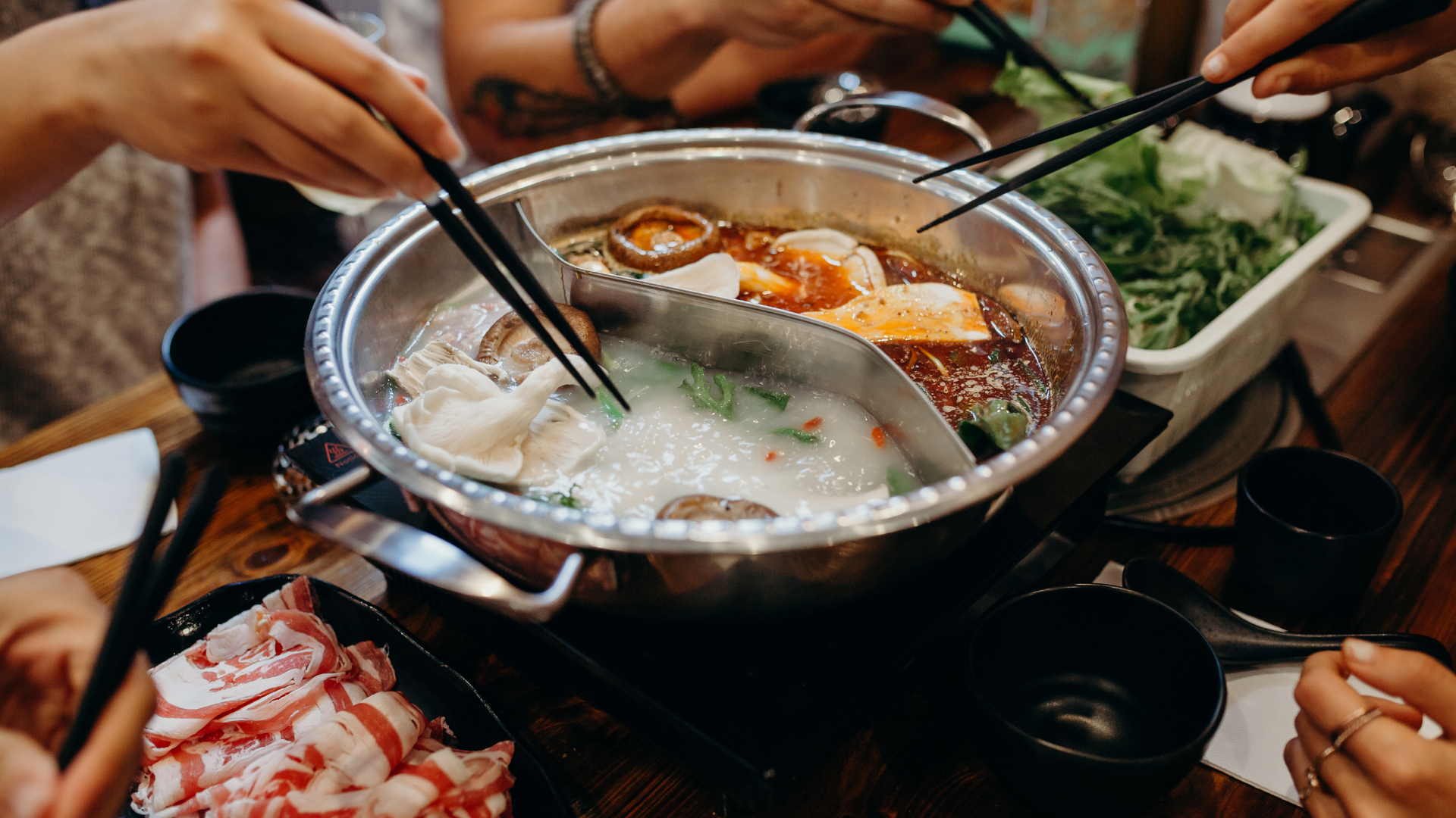 Hot Pot At Home Bundle