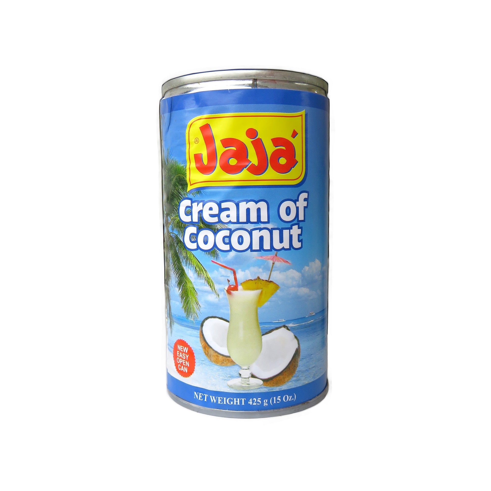 JAJA'S CREAM COCONUT 425G