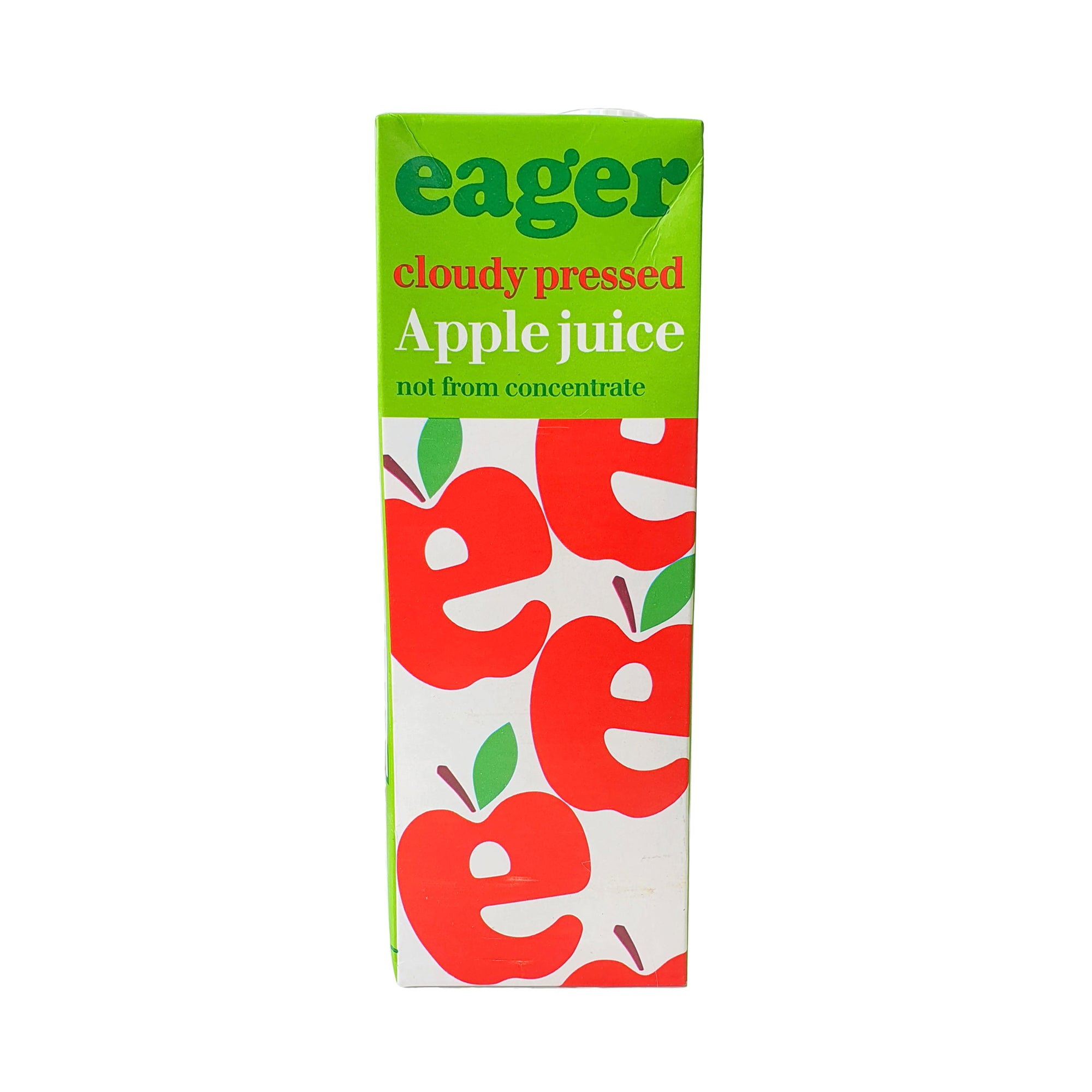 Eager Apple Juice 1Ltr