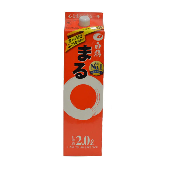 Tetra Pack Sake 2L - Scotch Frost Of Glasgow
