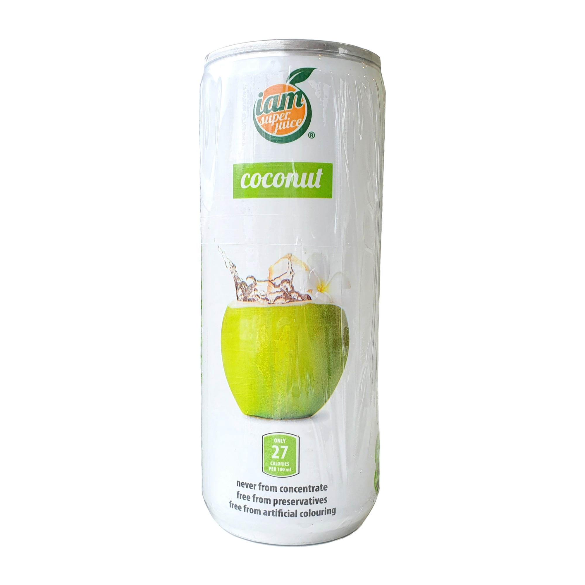 I Am Super Juice - Coconut Water