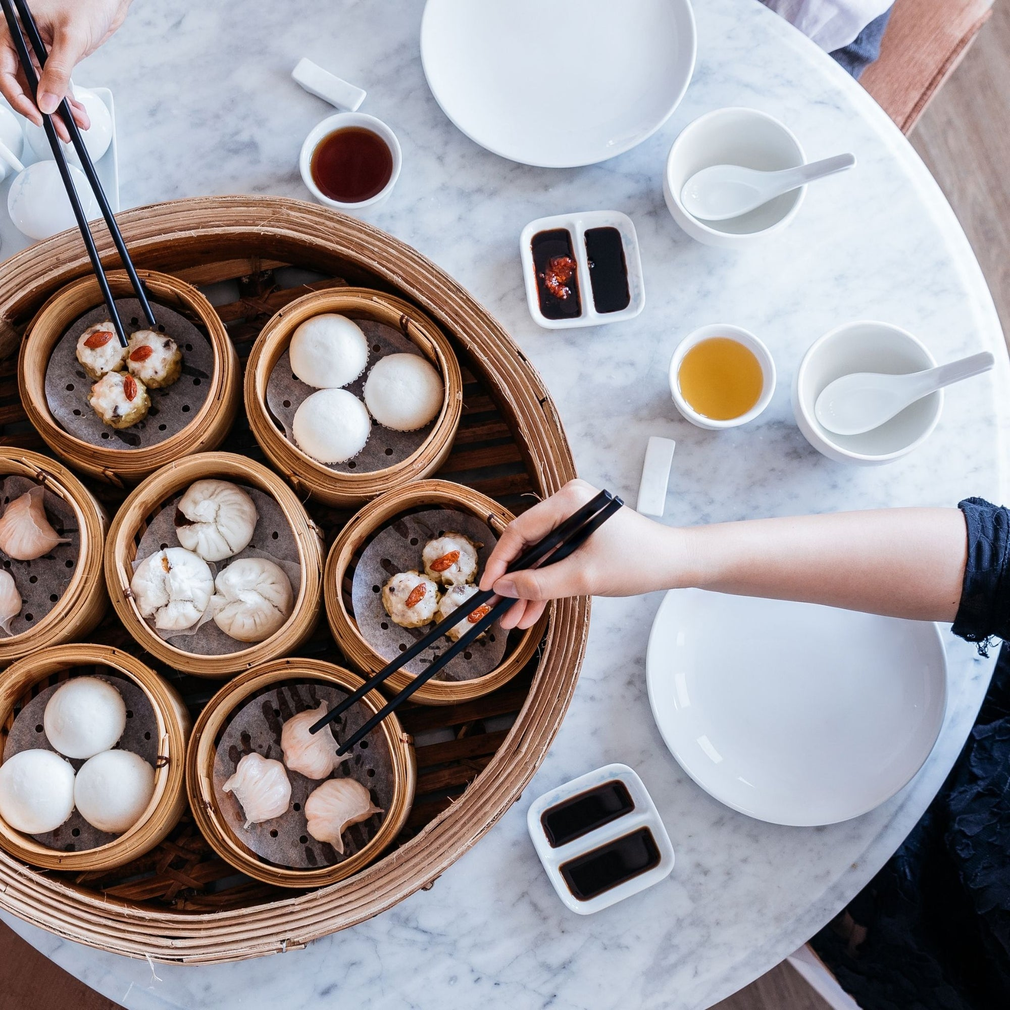 Dim Sum Meal Bundle
