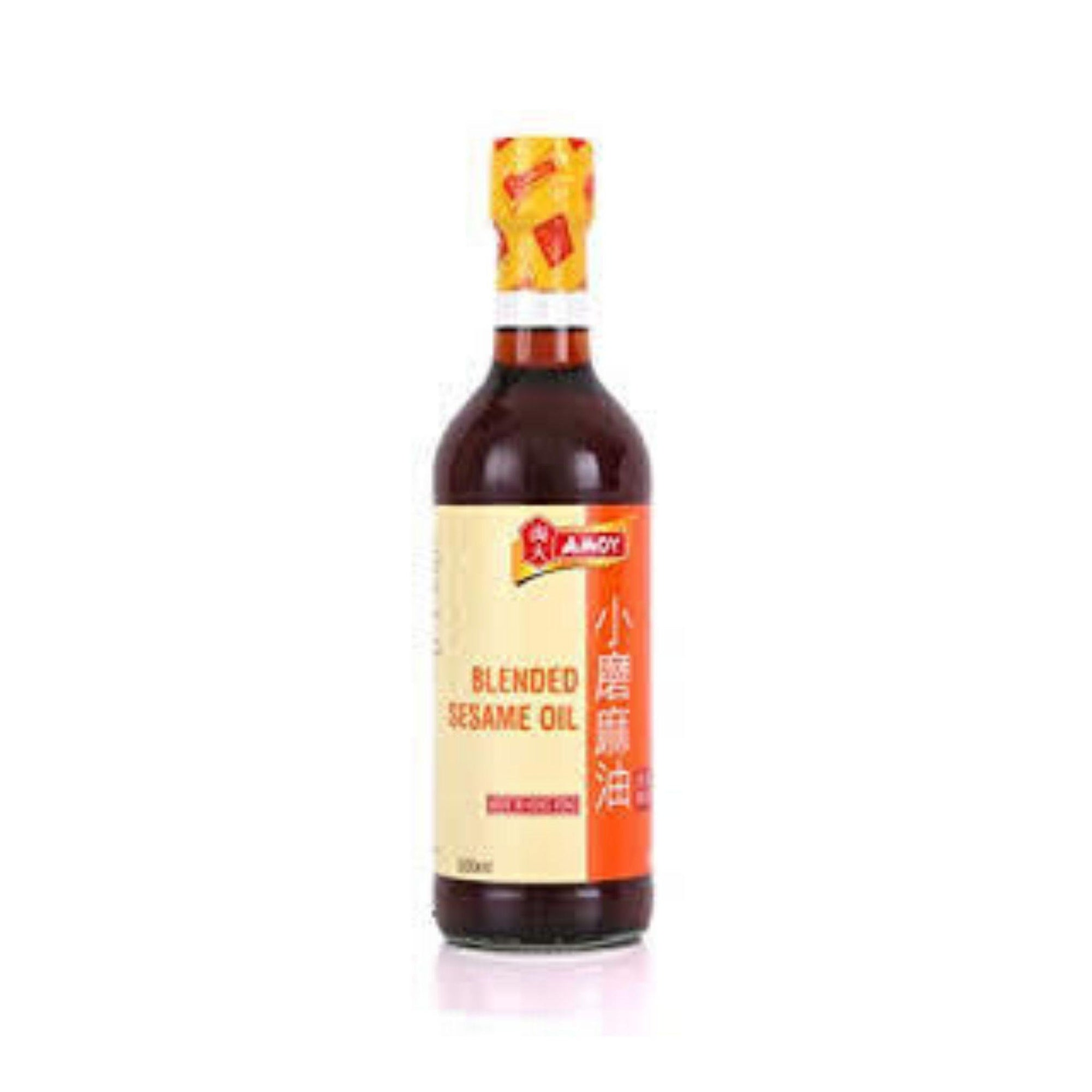Amoy Blended Sesame Oil 500ml - Asian Harvest