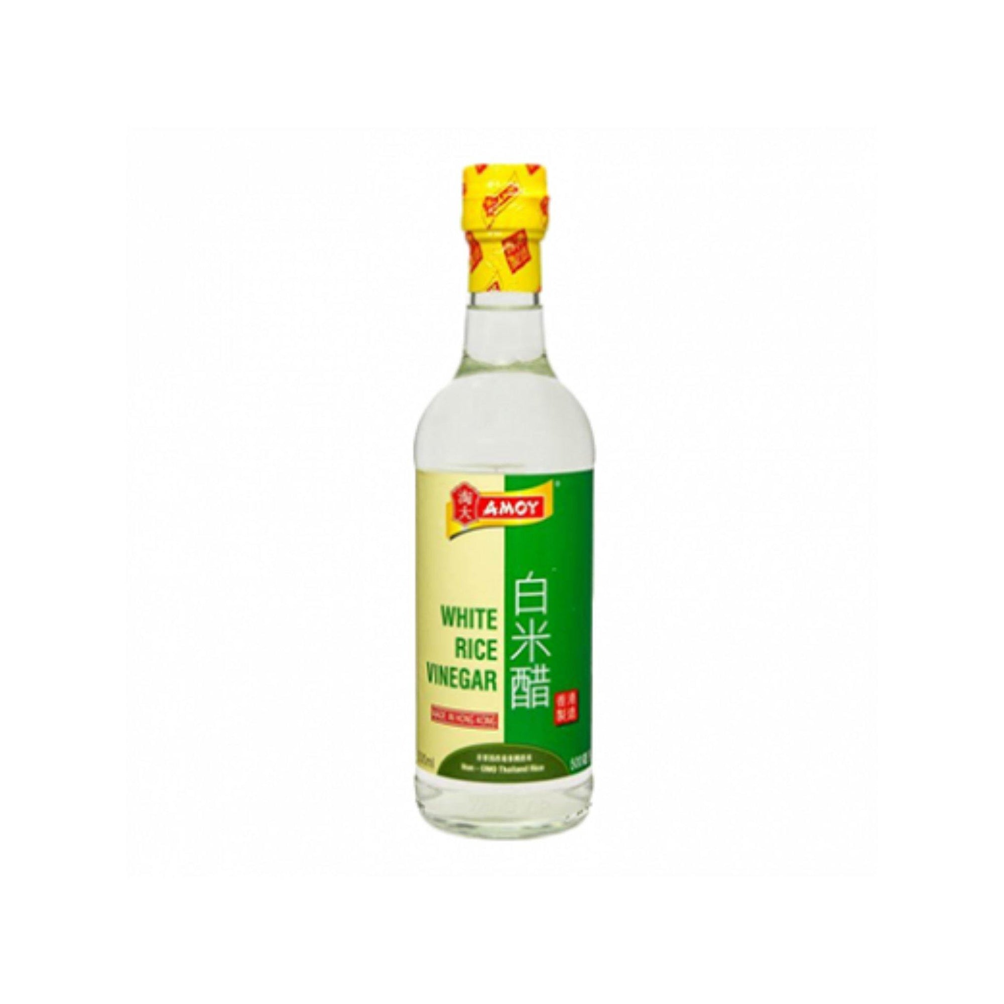 Amoy Rice Vinegar 500ml - Asian Harvest