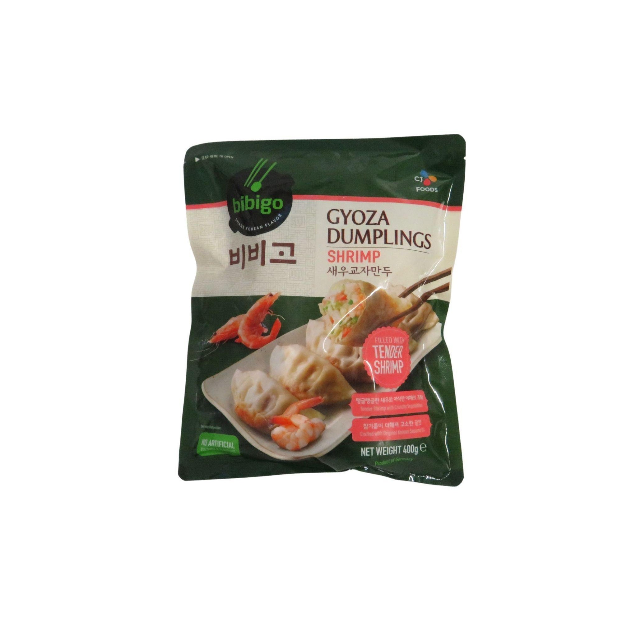 Bibigo Shrimp and Veg Gyoza Dumpling 400G - Asian Harvest