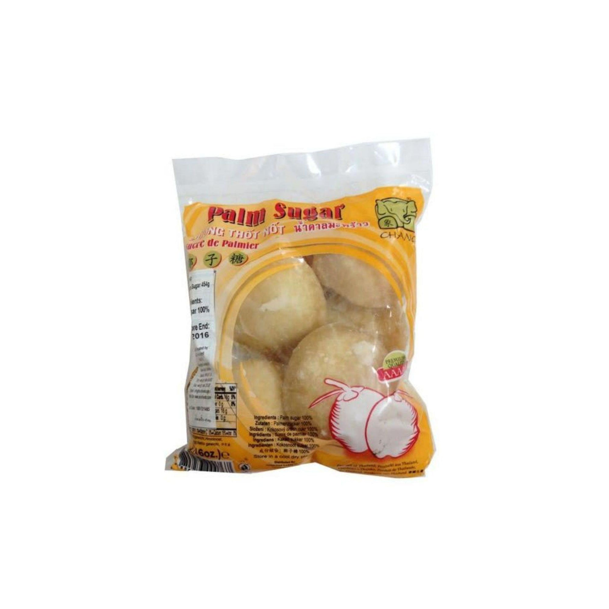 Chang Palm Sugar 454G - Asian Harvest