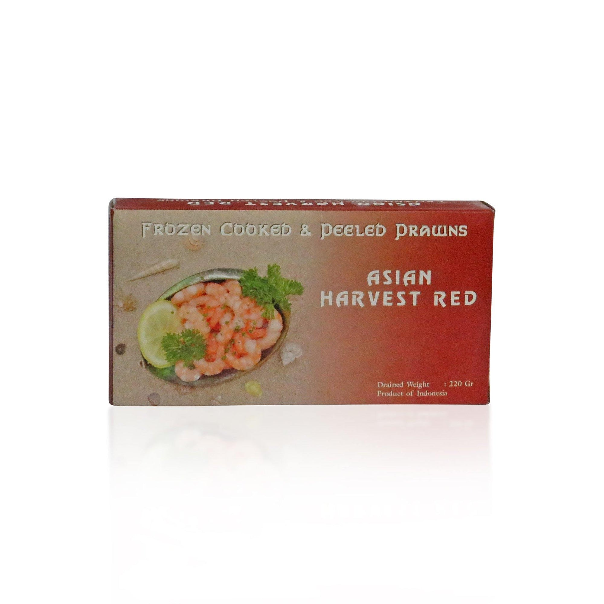 Frozen Cooked and Peeled Shrimp - Asian Harvest