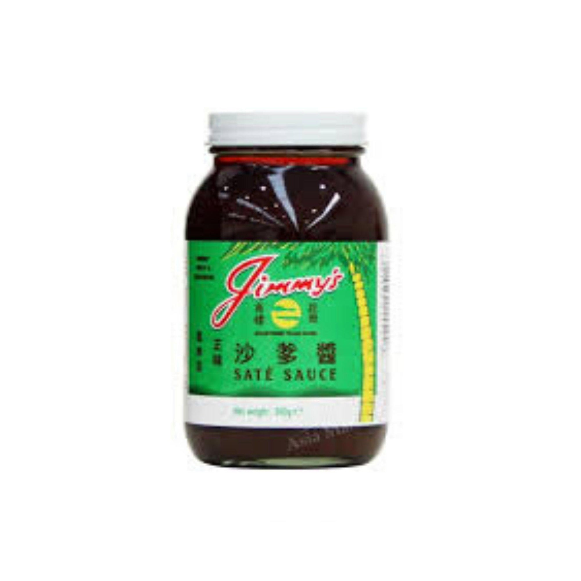 Jimmys Satay Sauce 360G - Asian Harvest