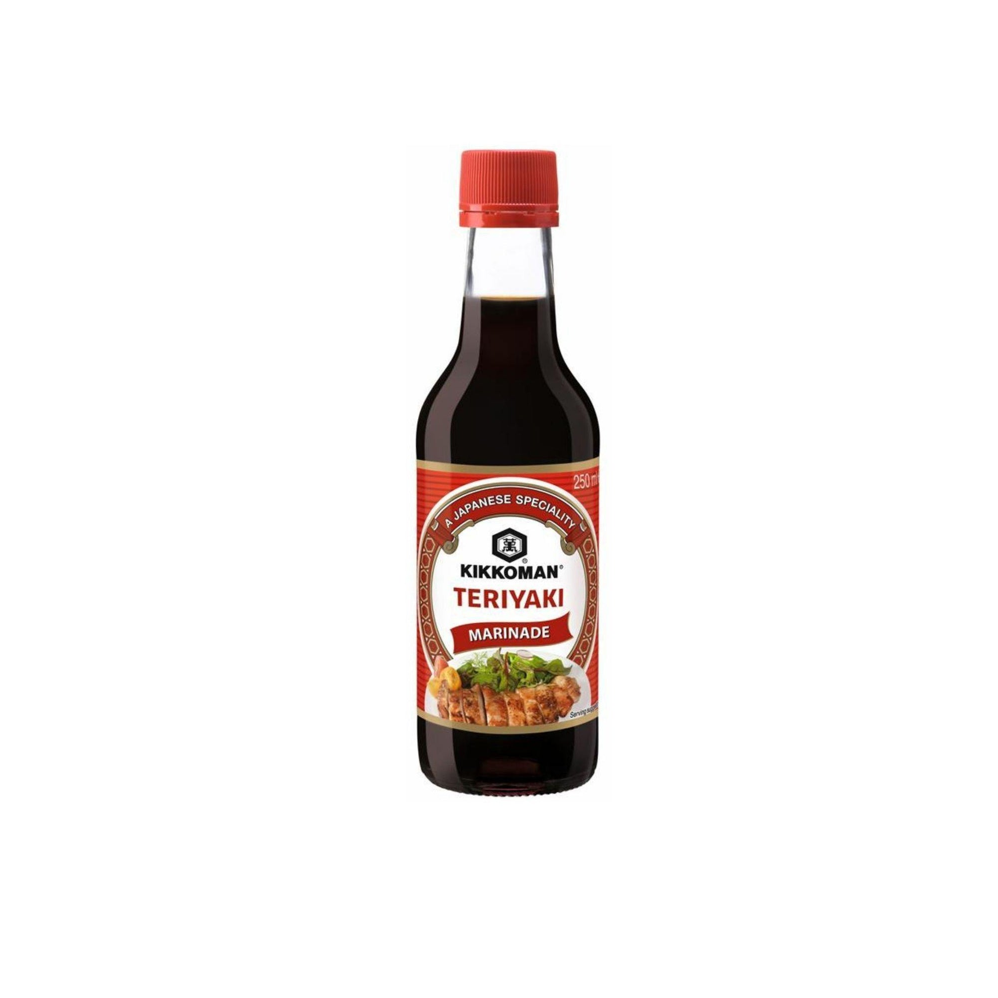 Kikkoman Teriyaki Sauce 250ml - Asian Harvest