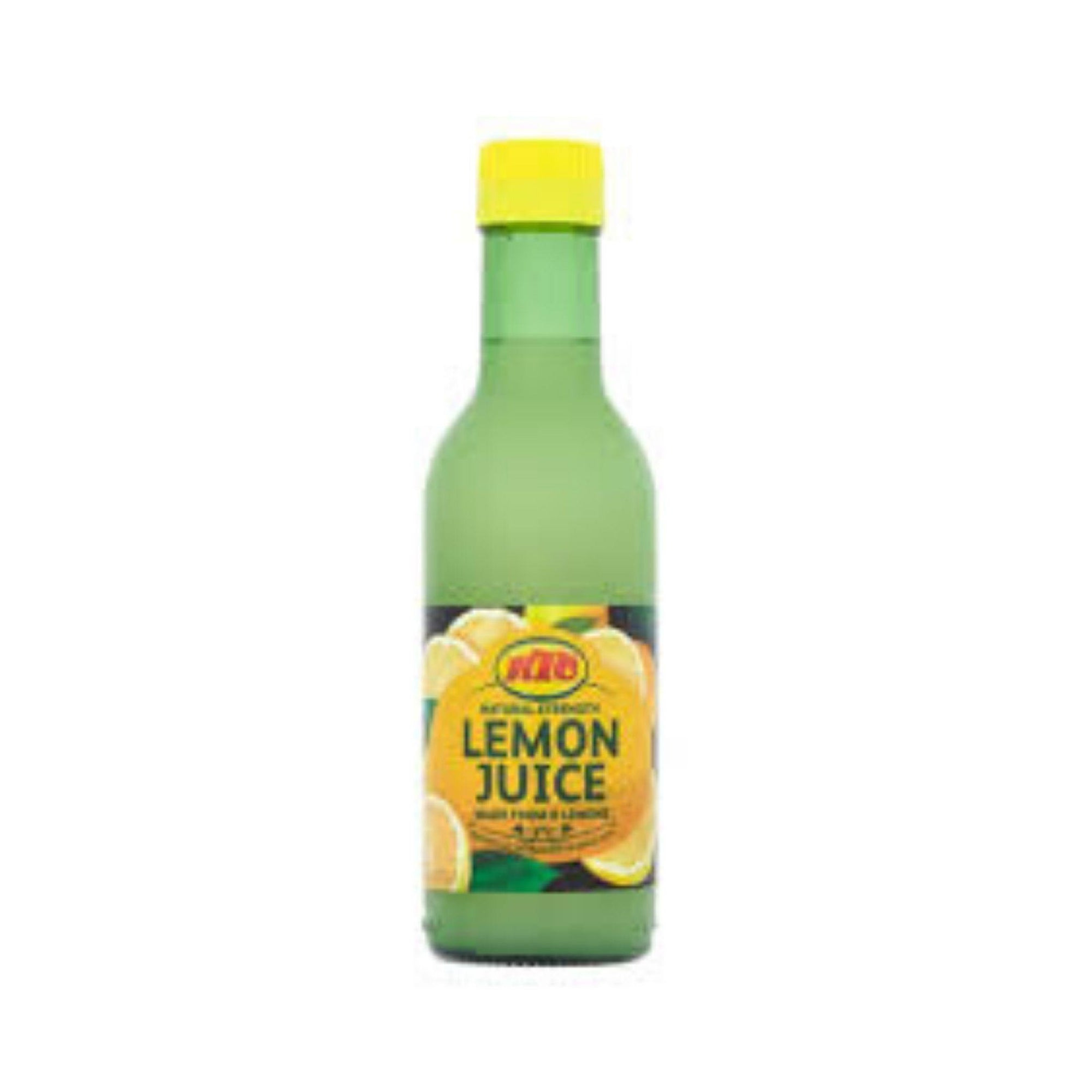 KTC Lemon Juice 500ml - Asian Harvest