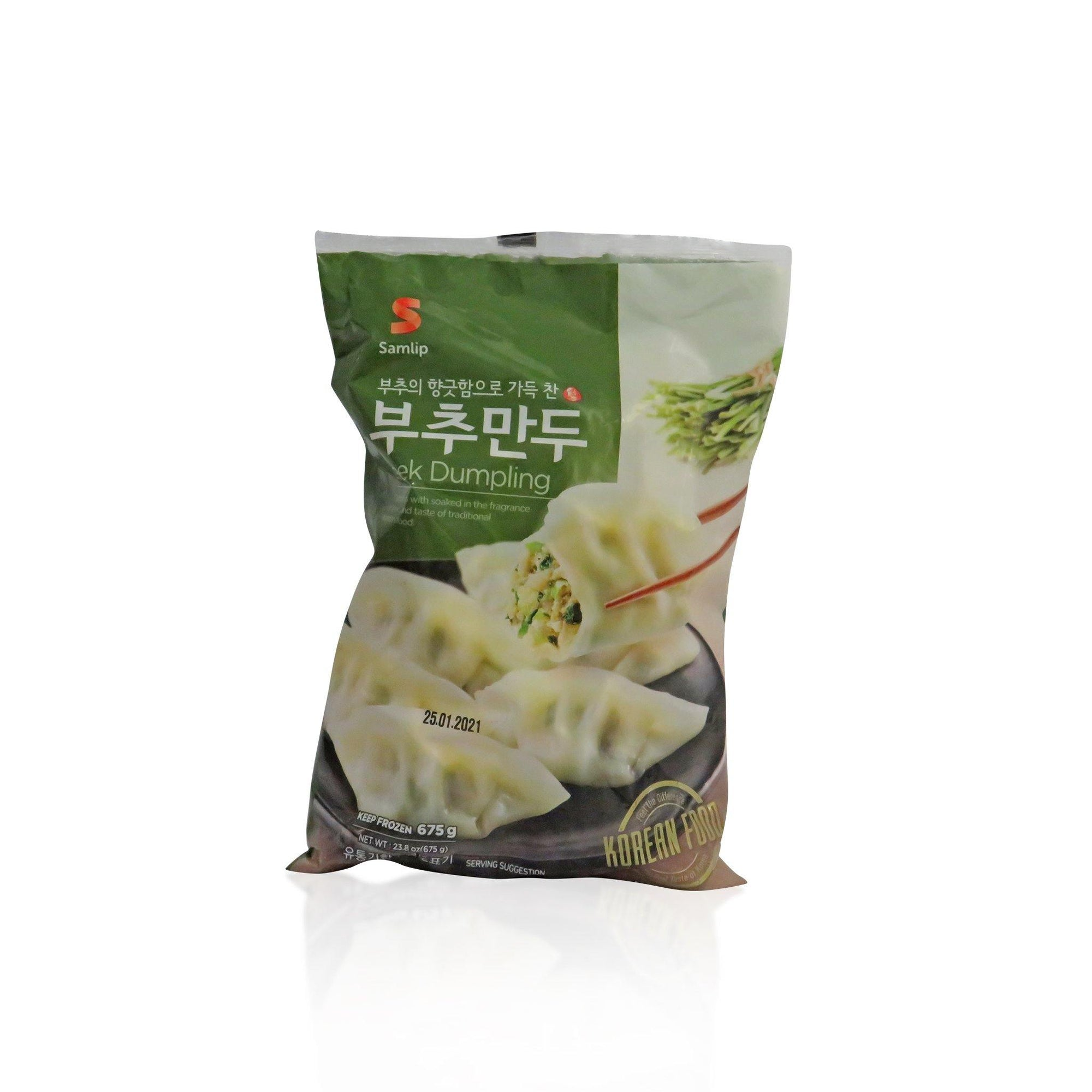 Leek Gyoza Dumplings 670G - Asian Harvest