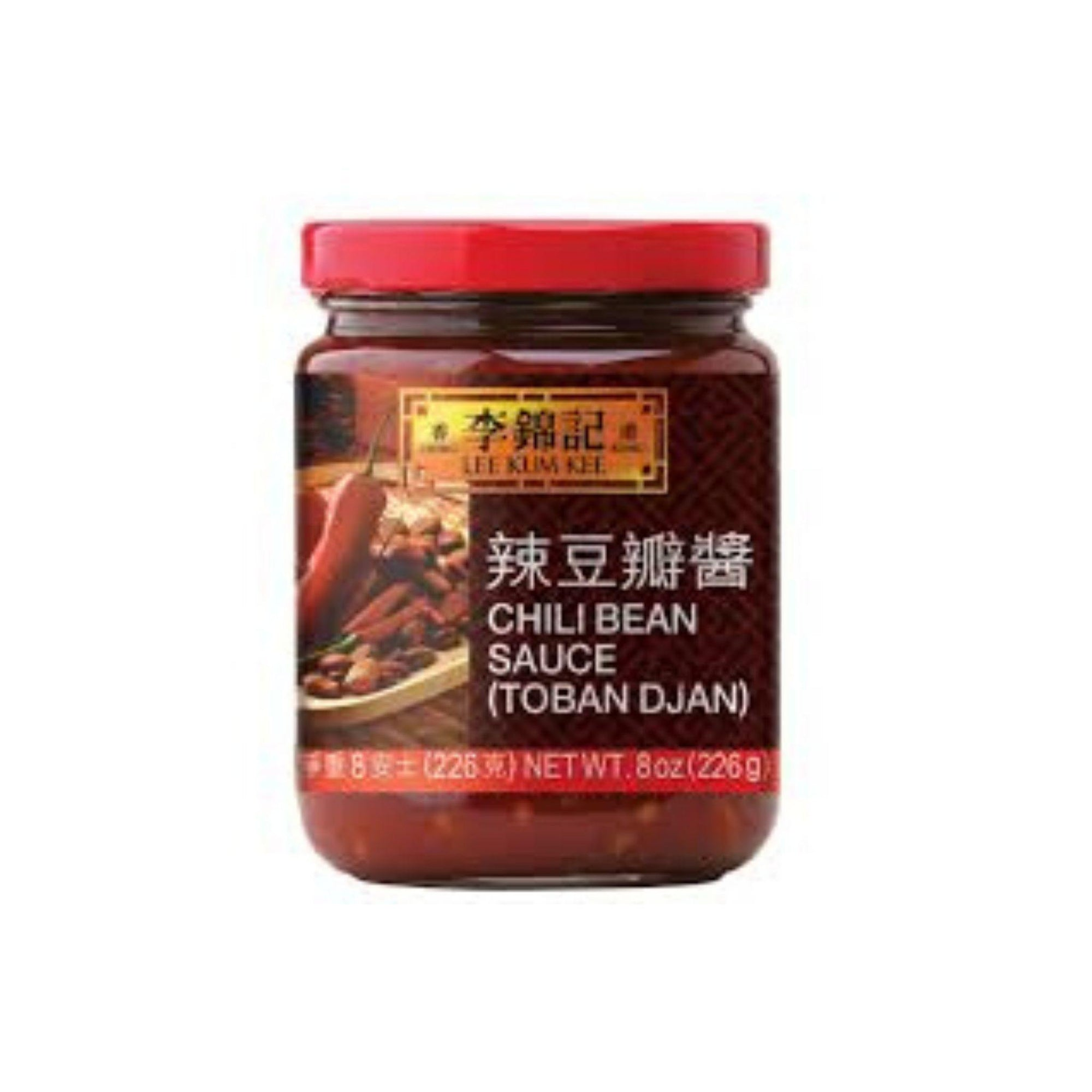 LKK Chilli Bean Sauce 368G - Asian Harvest