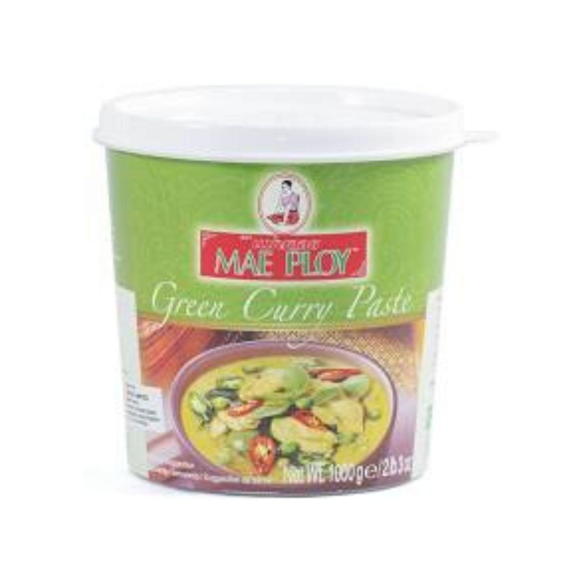 Mae Ploy Green Curry Paste 1KG - Asian Harvest