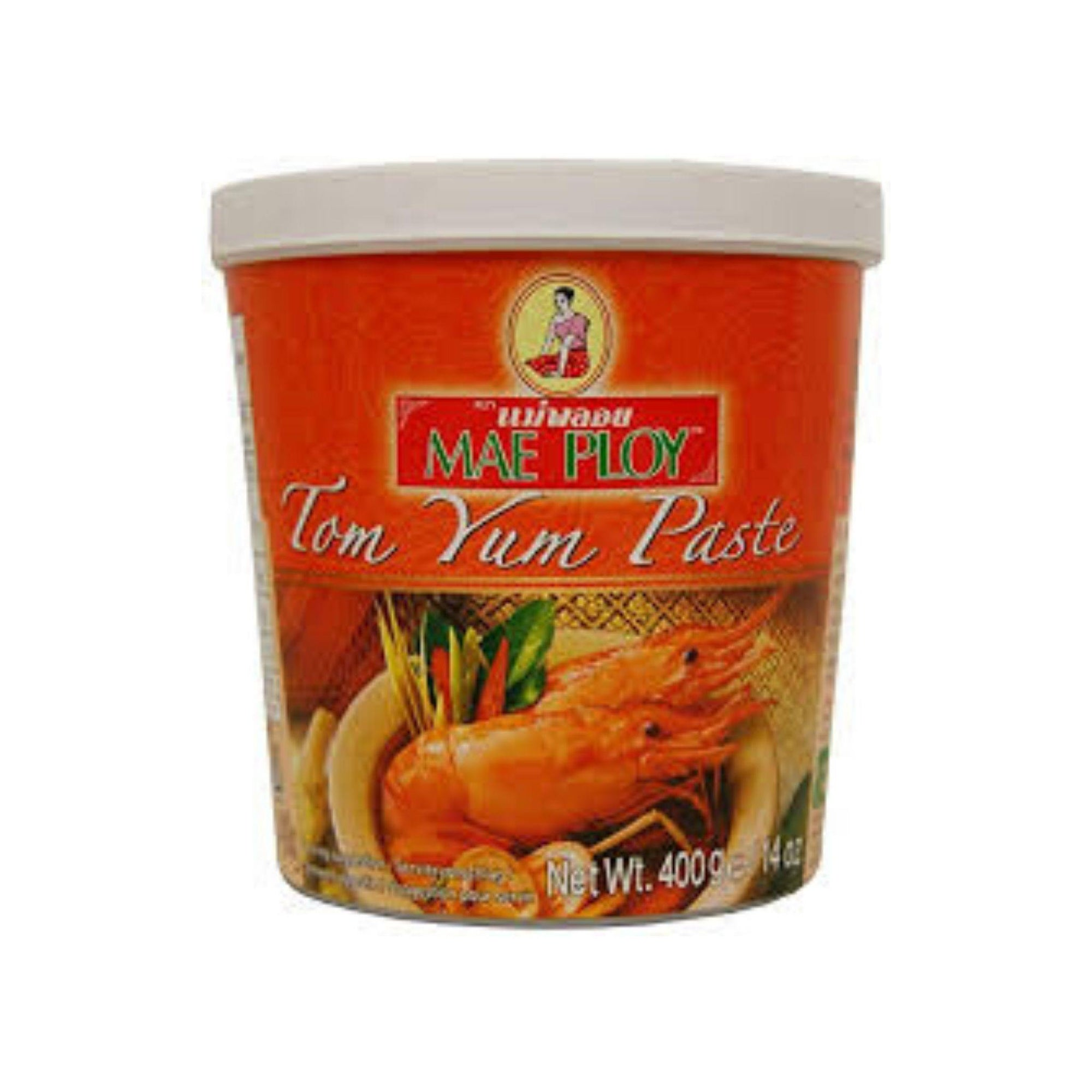 Mae Ploy Tom Yum Paste 1KG - Asian Harvest