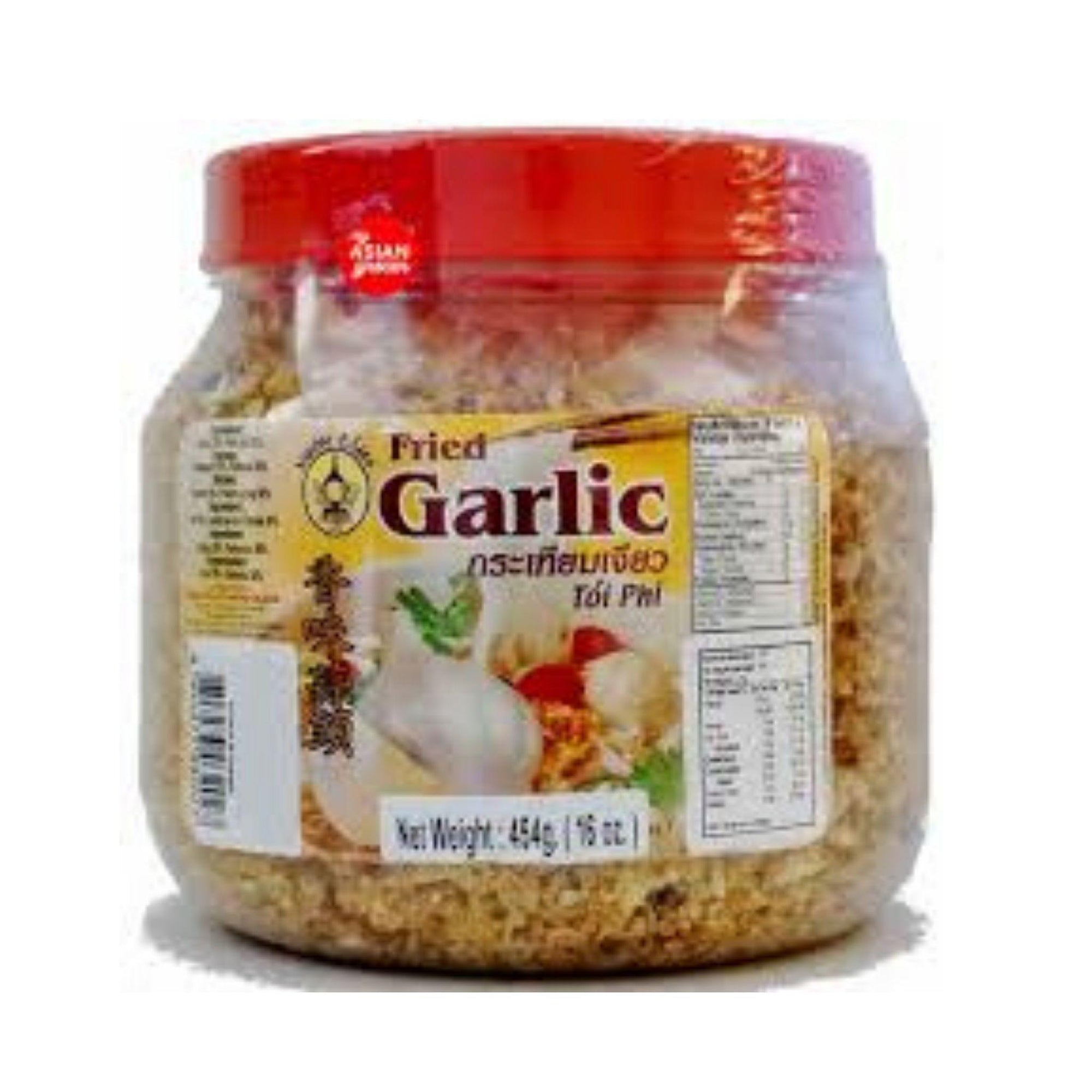 Ngon Lam Fried Garlic 227G - Asian Harvest