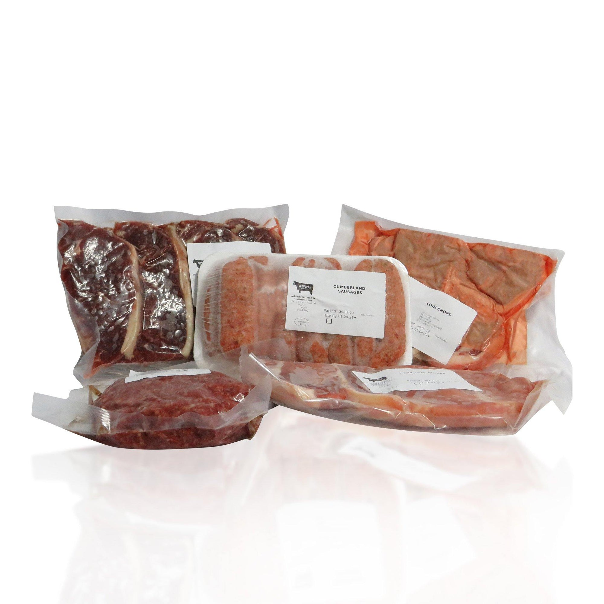Scotch Beef Meat Selection Pack 2KG - Asian Harvest