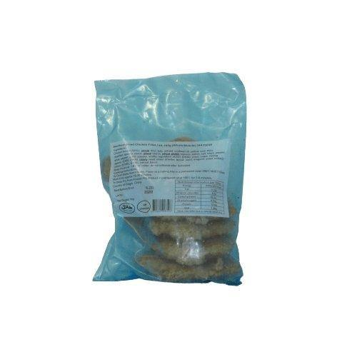 Southern Fried Coated Chicken Breast 1KG - Asian Harvest
