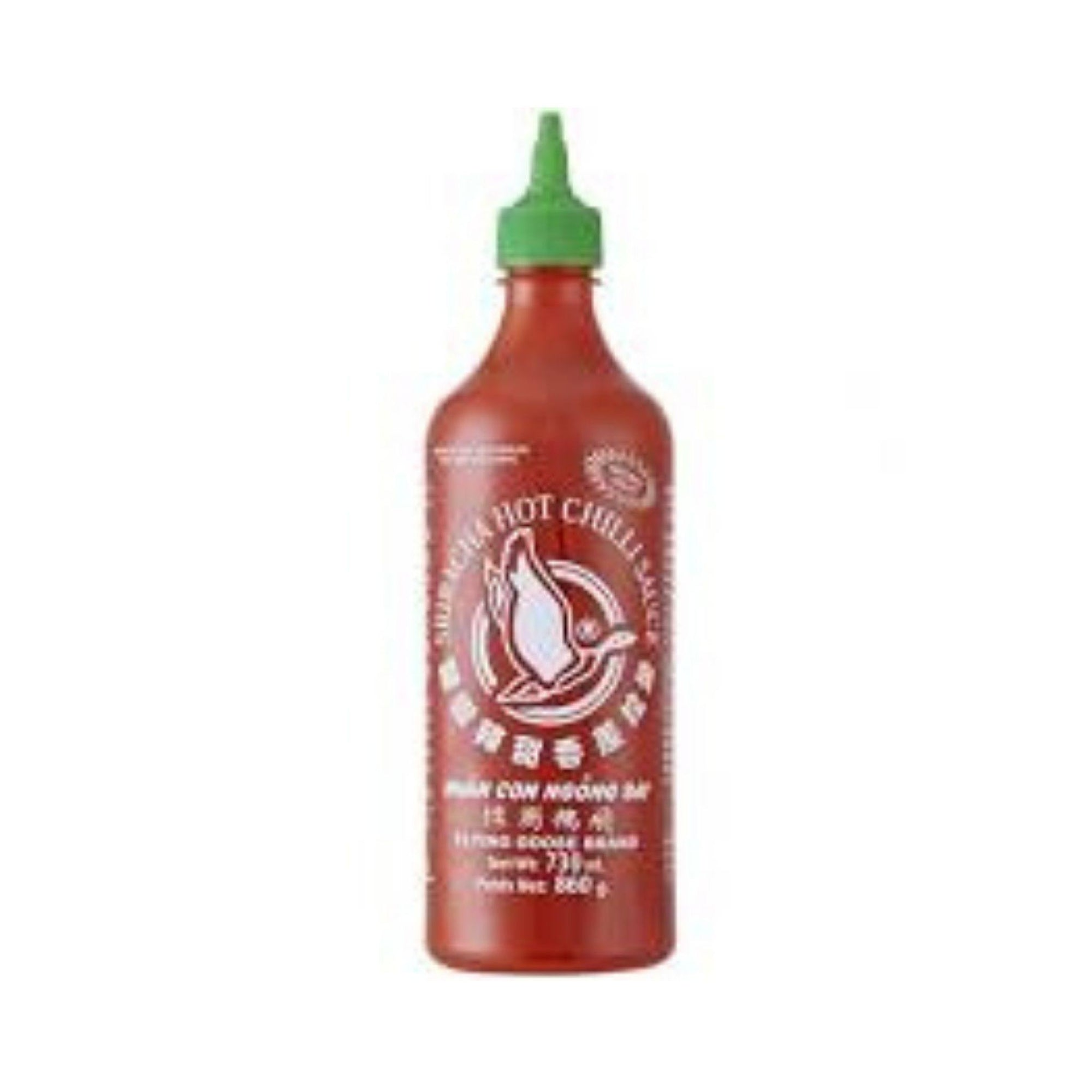 Sriracha Thai Hot Chilli Sriracha Sauce 455ml - Asian Harvest
