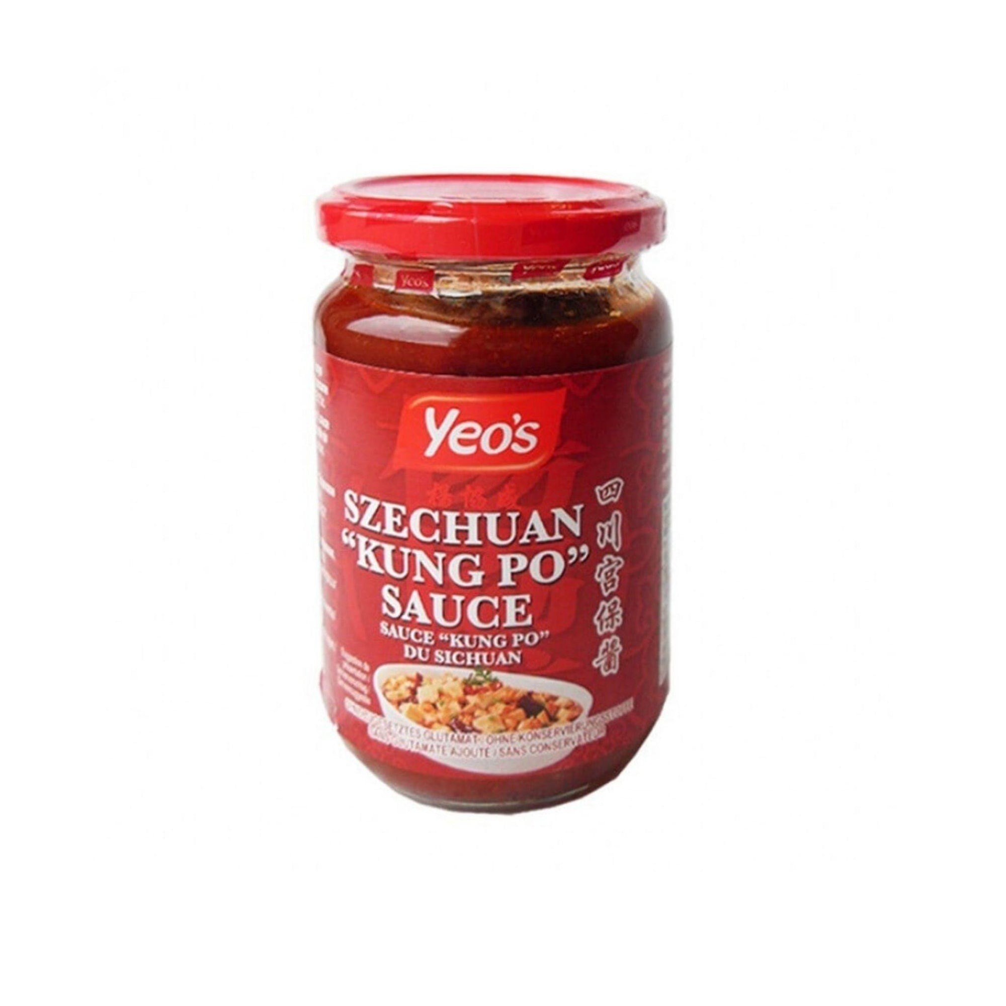 Yeo's Kung Po Sauce 250ml - Asian Harvest