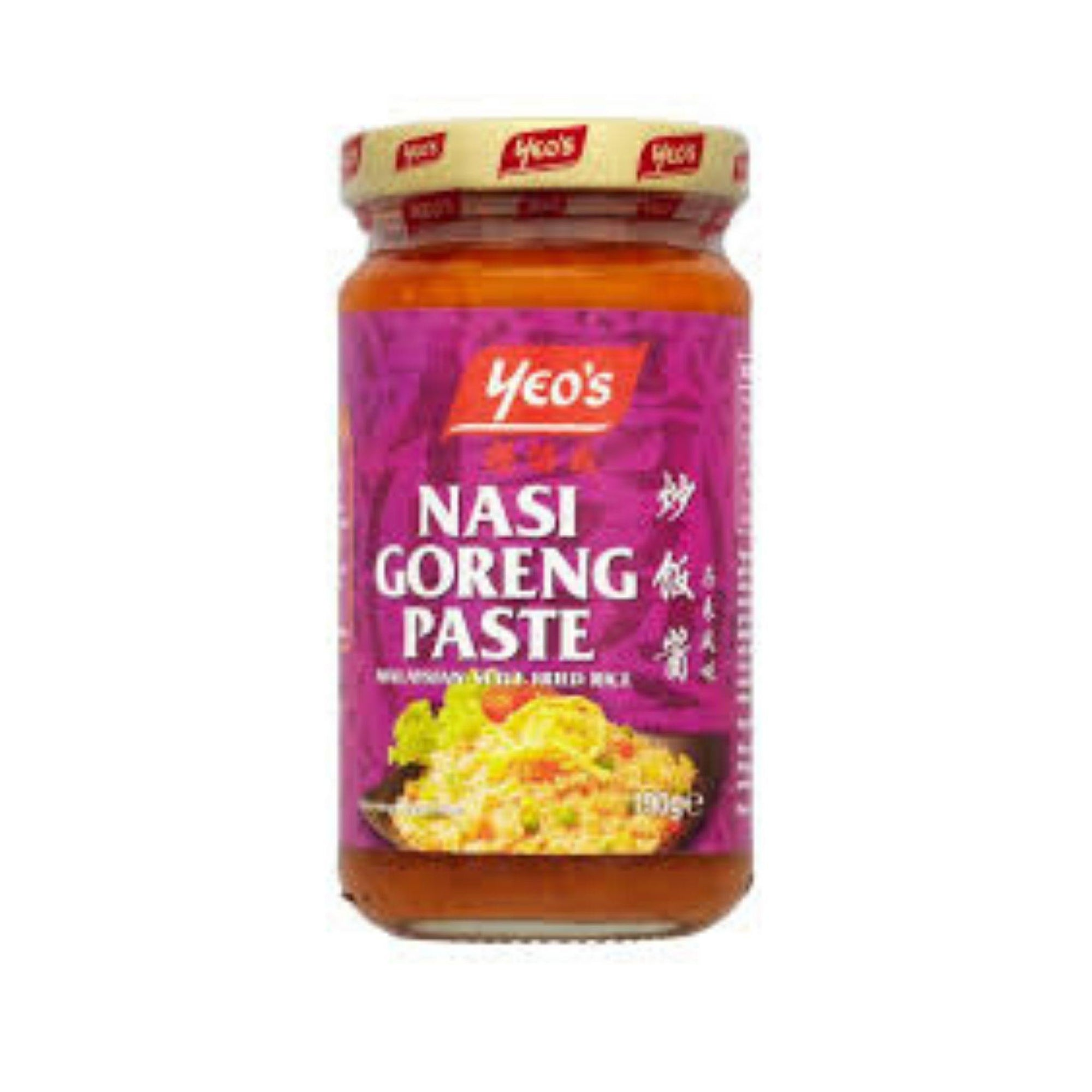 Yeo's Nasi Goreng Paste 190G - Asian Harvest