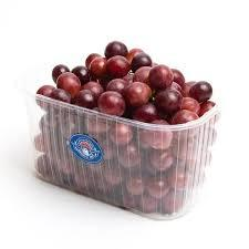 Red Grapes - Box (Punnet)