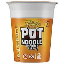 Pot Noodle Original Curry 90g