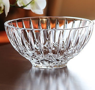 "Graham 7"" Bowl by Waterford Crystal"