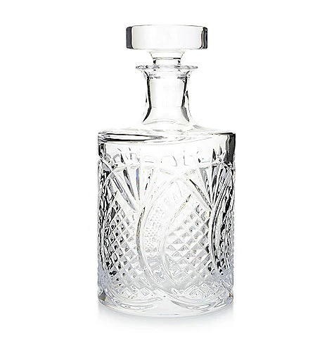 "Seahorse 8"" Decanter by Waterford Crystal"