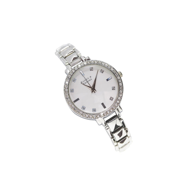 Bailey & Brooke Live Silver Watch