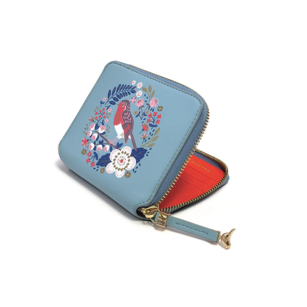 Robin Birdy Wallet by Tipperary Crystal