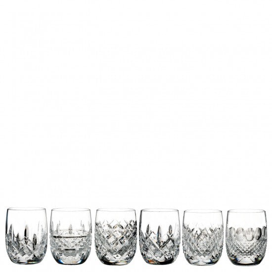 Heritage Rounded Tumbler Set of 6 by Waterford