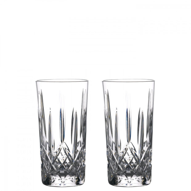 Lismore Hi Ball Pair - Gin Journey (Set of 2) by Waterford