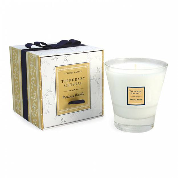 Precious Woods Scented Candle