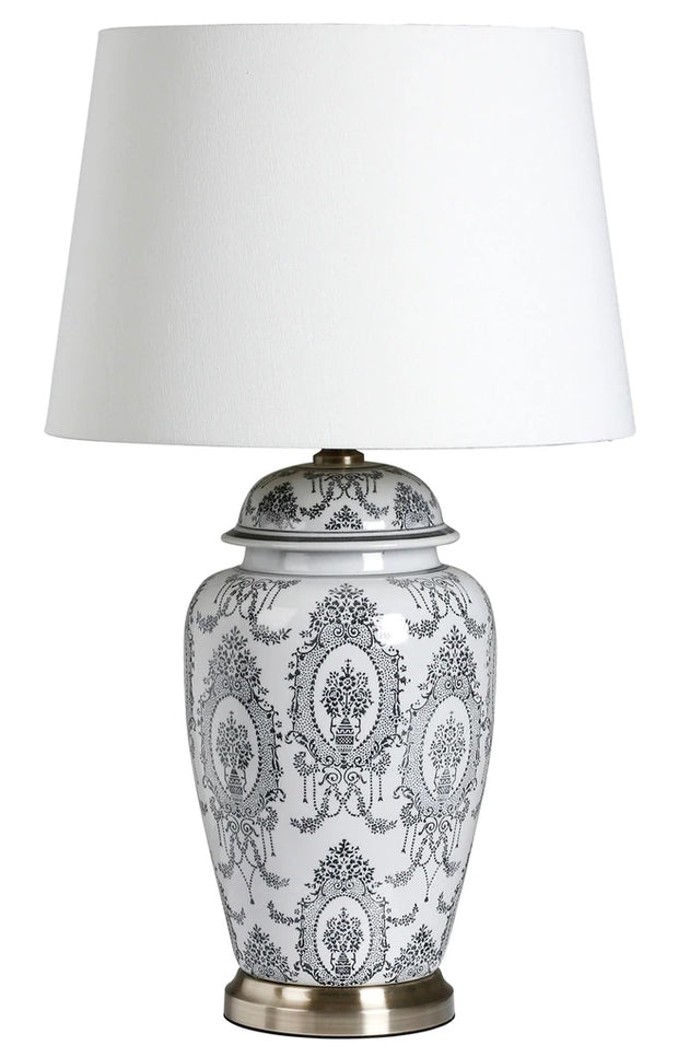 Aubrey Lamp by Mindy Brownes Interiors