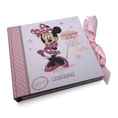 "Disney Magical Beginnings Photo Album 4"" x 6"" Minnie Mouse"