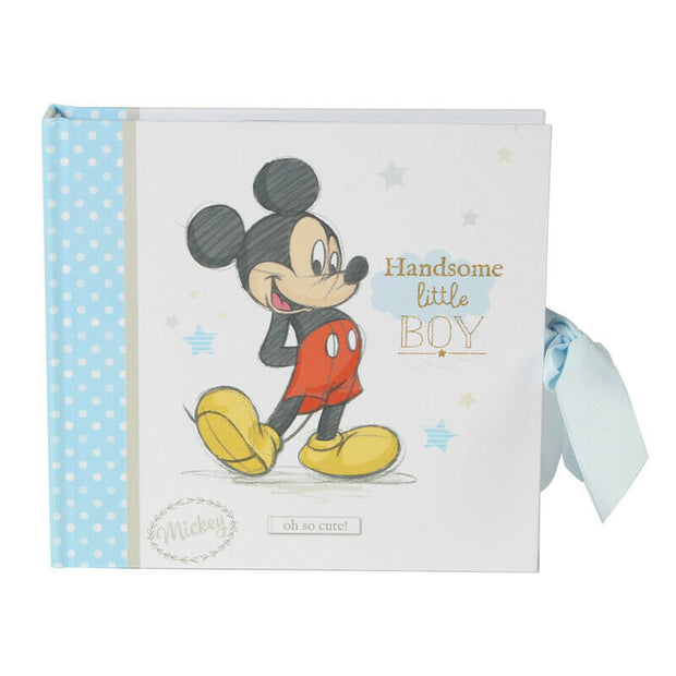 "Disney Magical Beginnings Photo Album 4"" x 6"" Mickey Mouse"