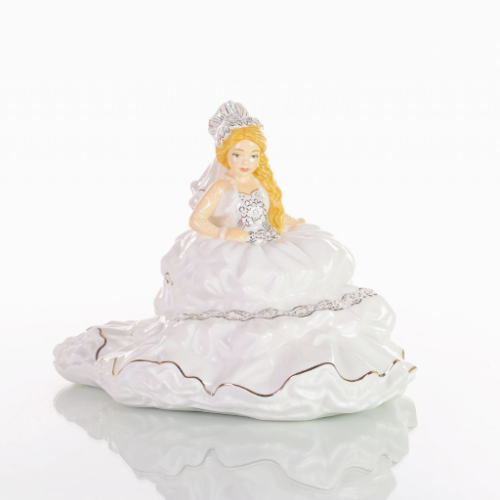 Mini Fairytale Gypsy Bride Blonde