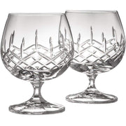 Longford Brandy Glass Pair